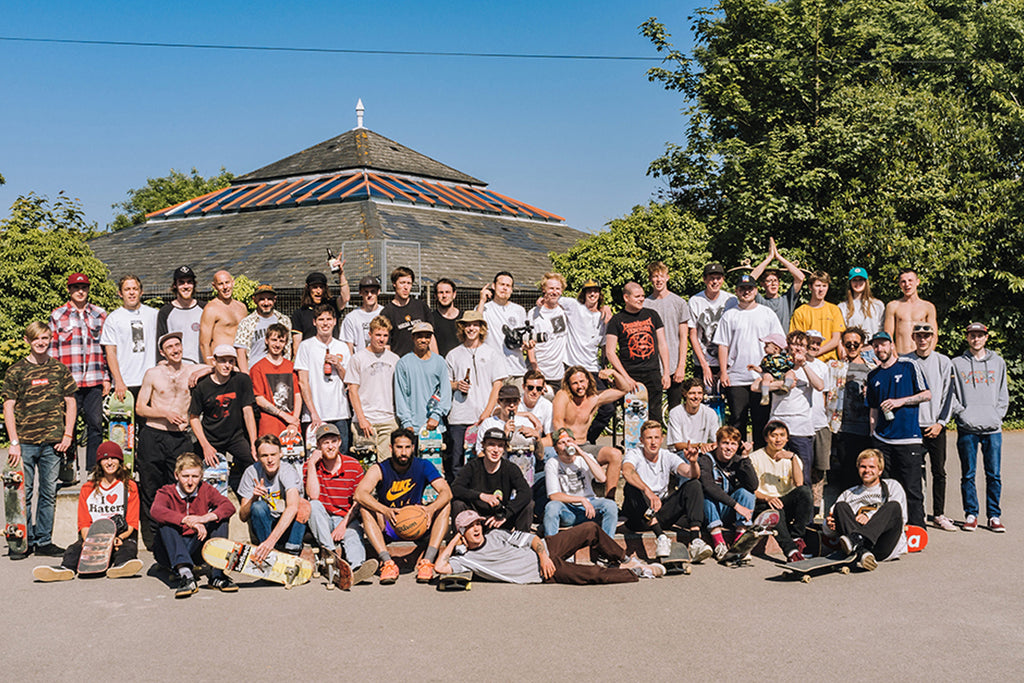 Bored's Milton Skate Jam May '18