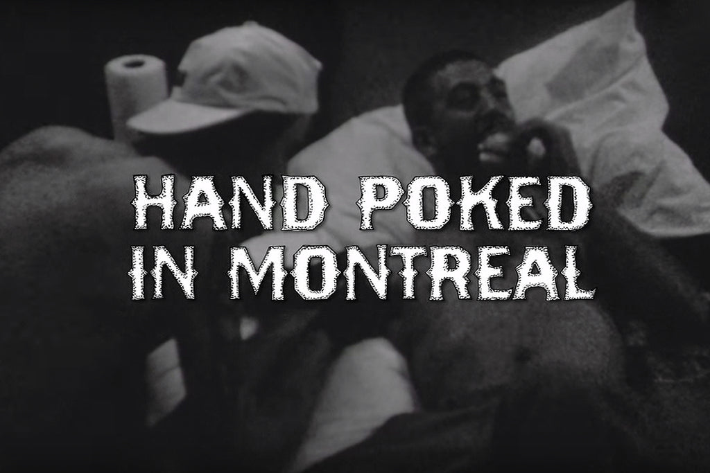 Brixton's Hand Poked In Montreal Video
