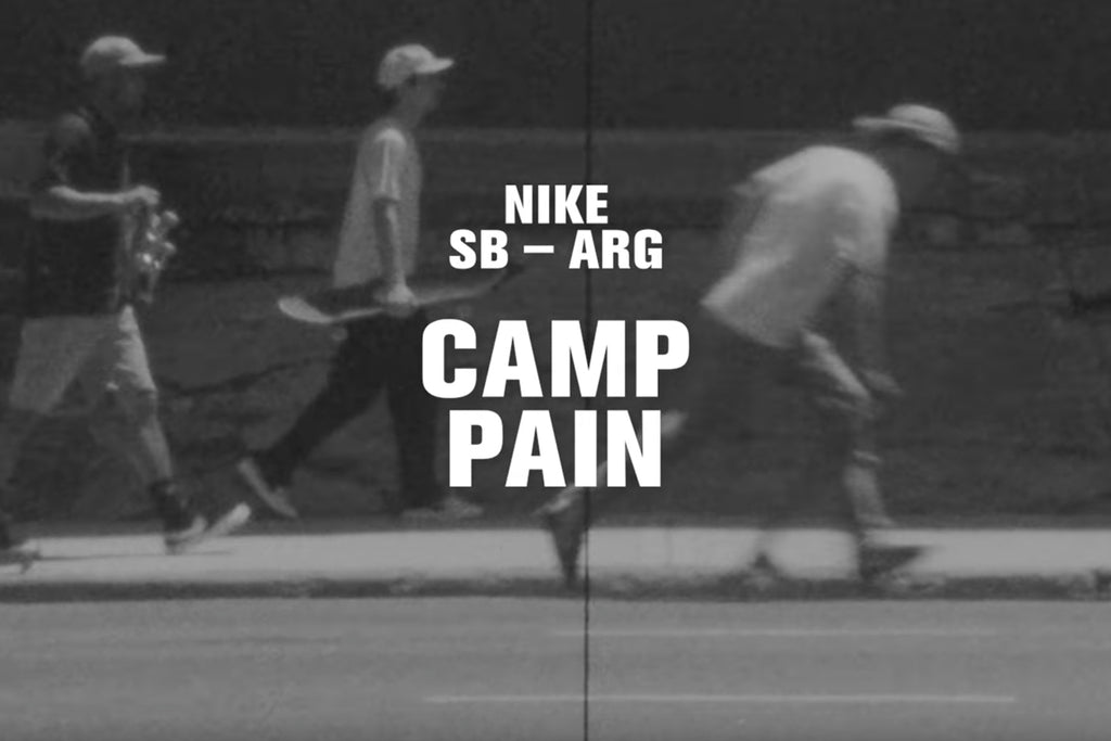 "Nike SB ""Camp Pain"" Video"