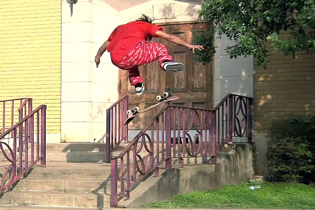 Nike SB - 'Texas' by Johnny Wilson