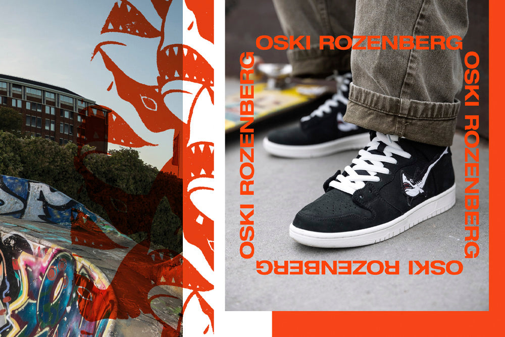 Nike SB x Oski Drop - Orange Label Collection