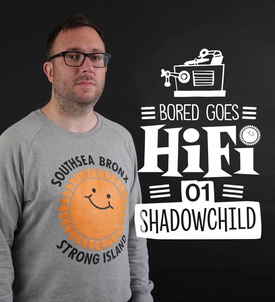 Bored Goes HiFi - Shadow Child