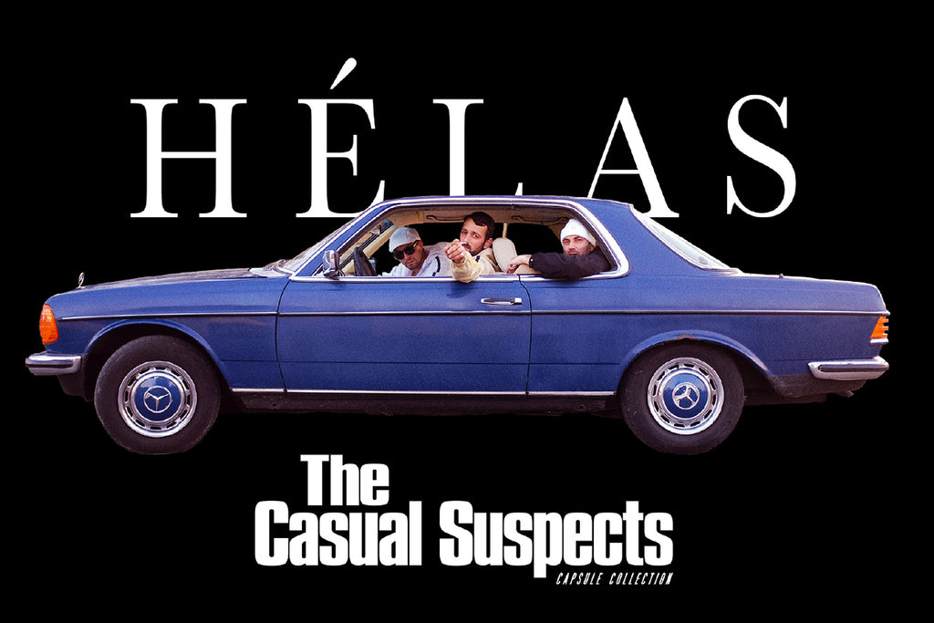 "Helas ""Casual Suspects"" Capsule Collection"