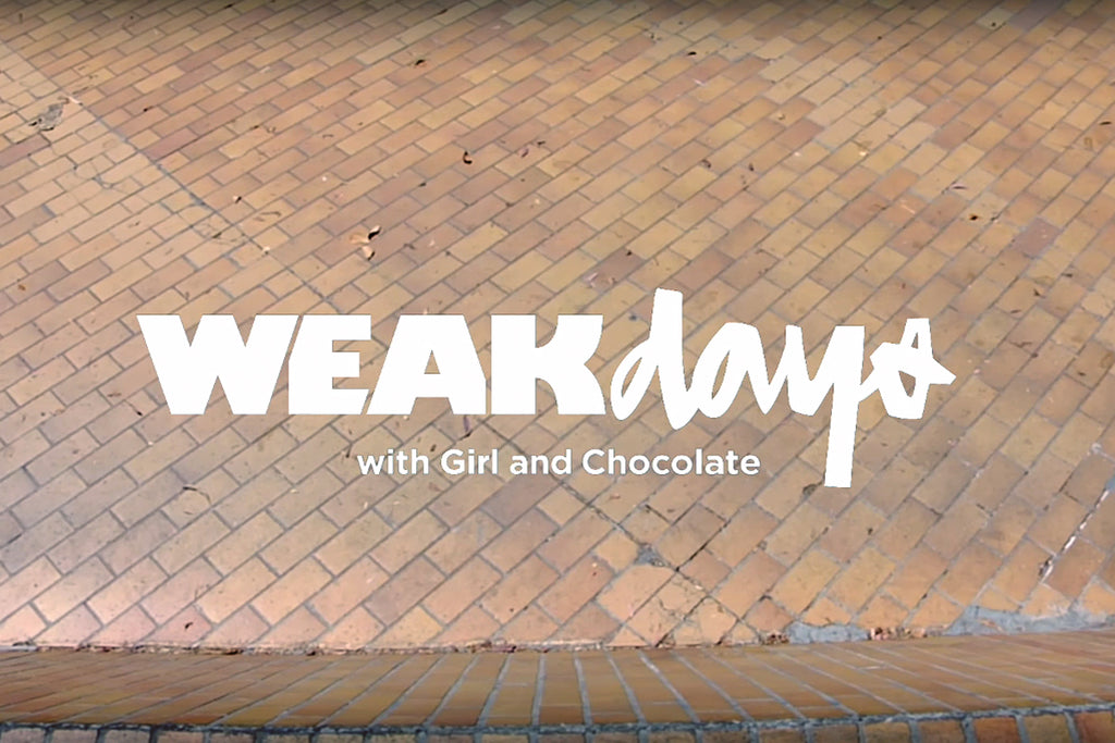 Weakdays at LA High with Girl and Chocolate Skateboards
