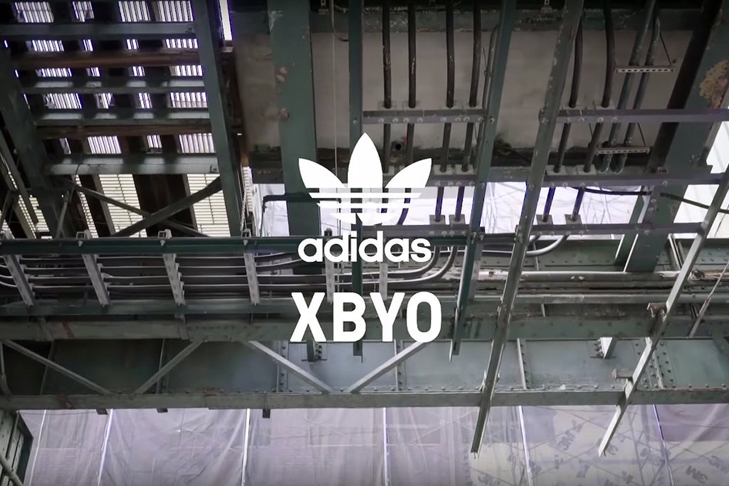 Adidas Originals release their XBYO line