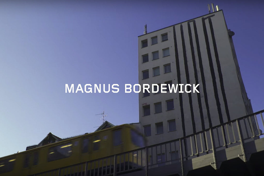 Numbers Edition  4 - Magnus Bordewick