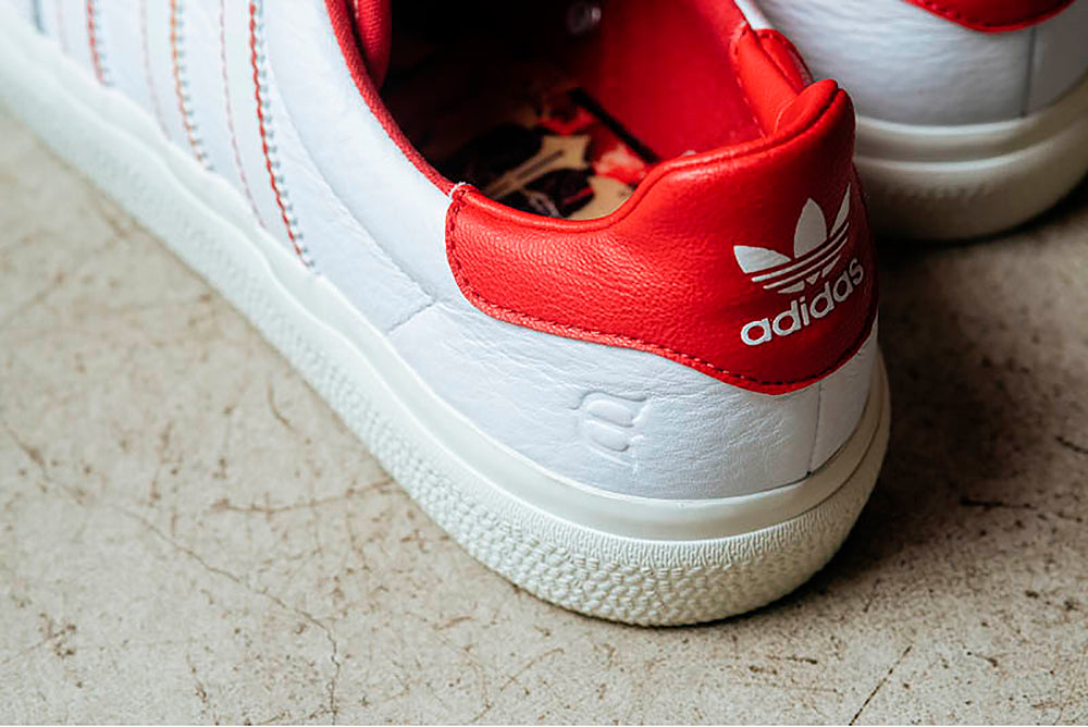 frecuencia exposición Conflicto  Introducing the Adidas Skateboarding 3MC Vulc Evisen Shoe | Bored of  Southsea