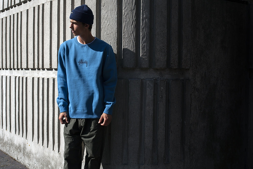 Stussy_Stock_Applique_Crew_Ocean_1