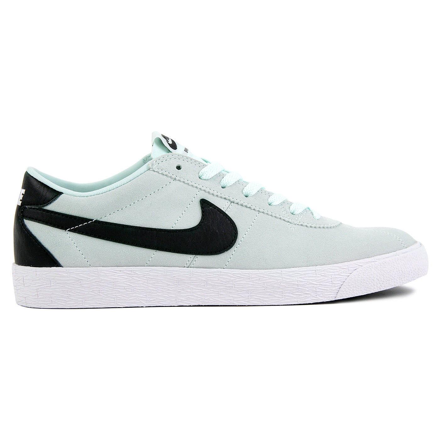 timeless design huge inventory great look Bruin Premium SE Shoes in Barely Green / Black - White by Nike SB ...