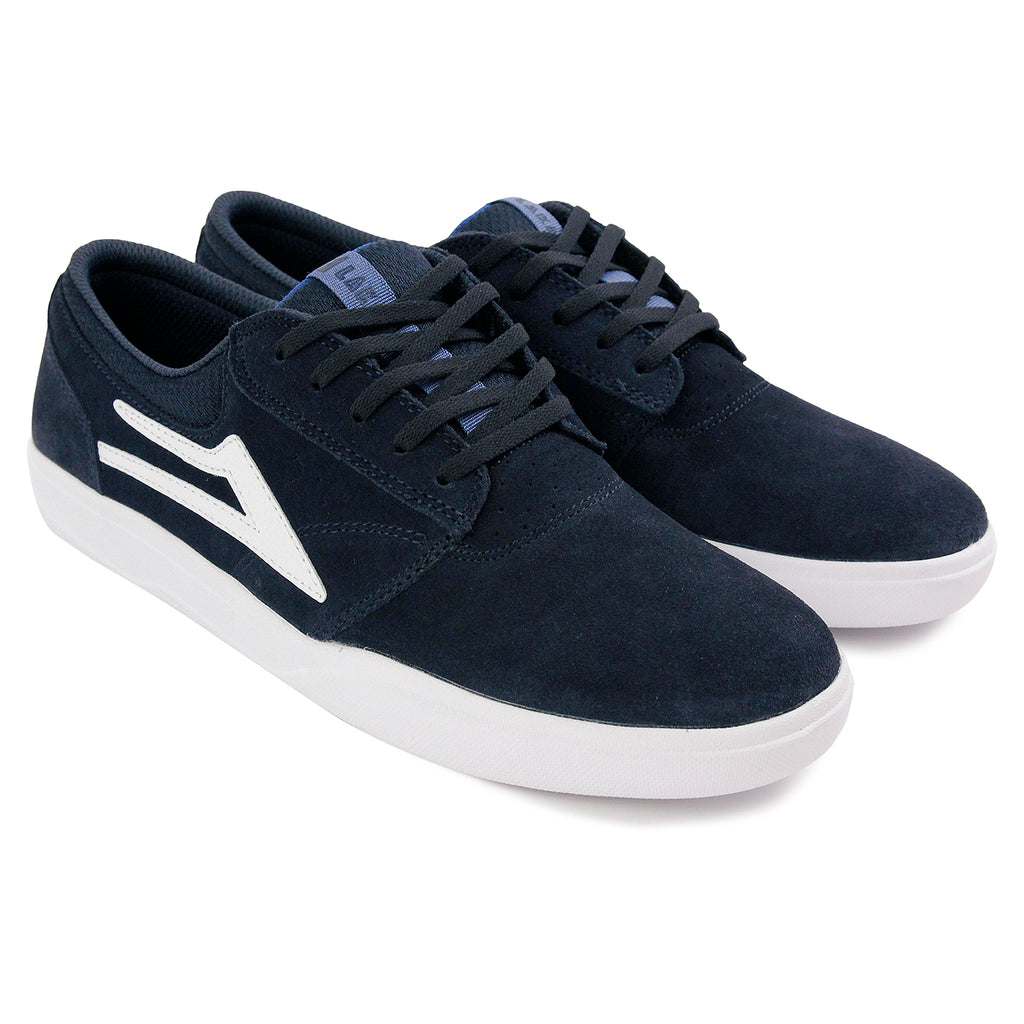 Lakai Griffin XLK Shoes in Navy / White - Pair