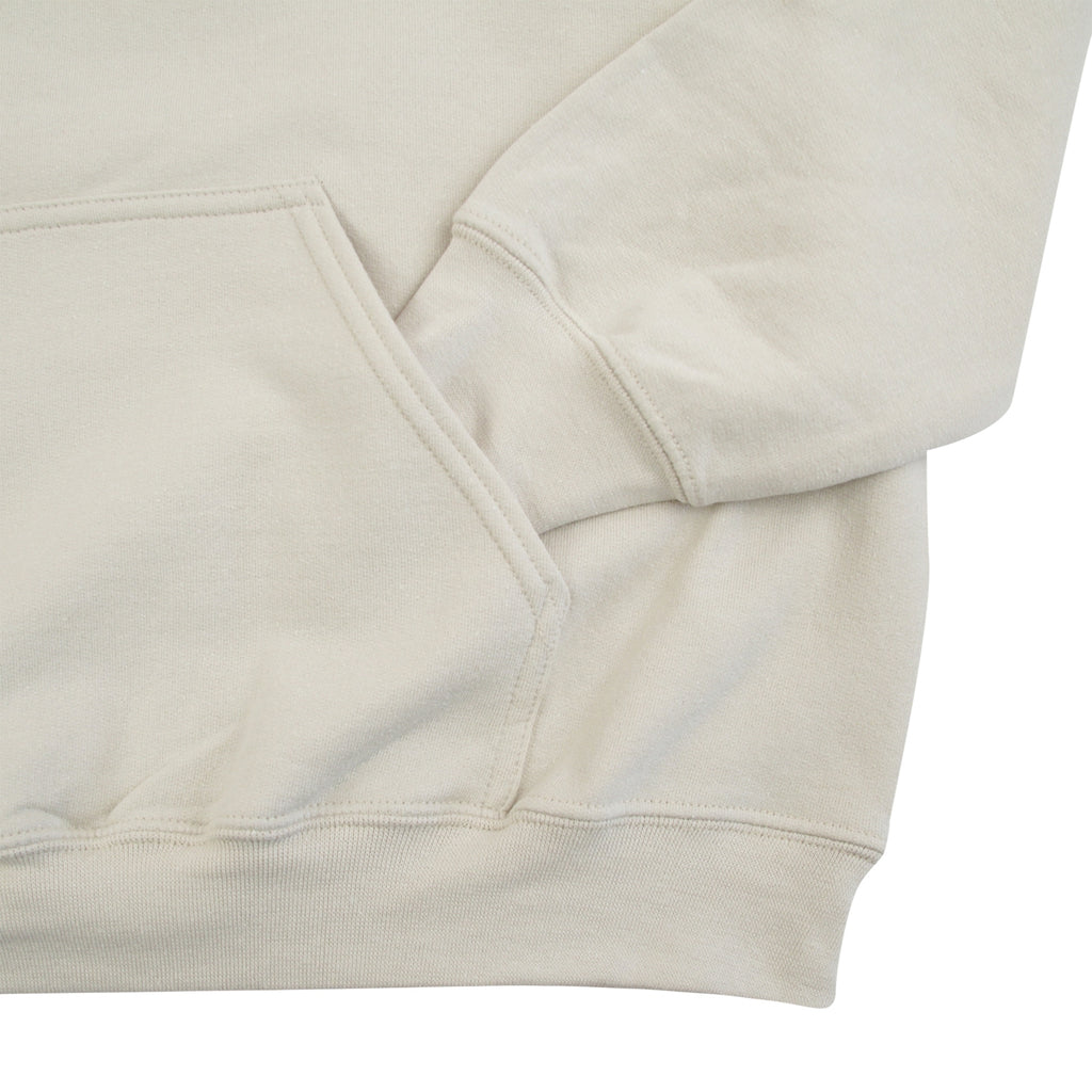 Call Me 917 Surf Legs Hoodie in Creme - Pocket