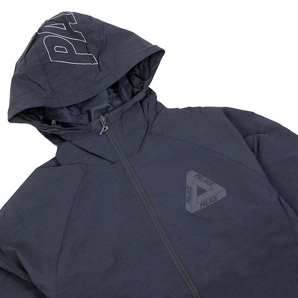 Palace Lighter Jacket in Blue Nights  - Detail