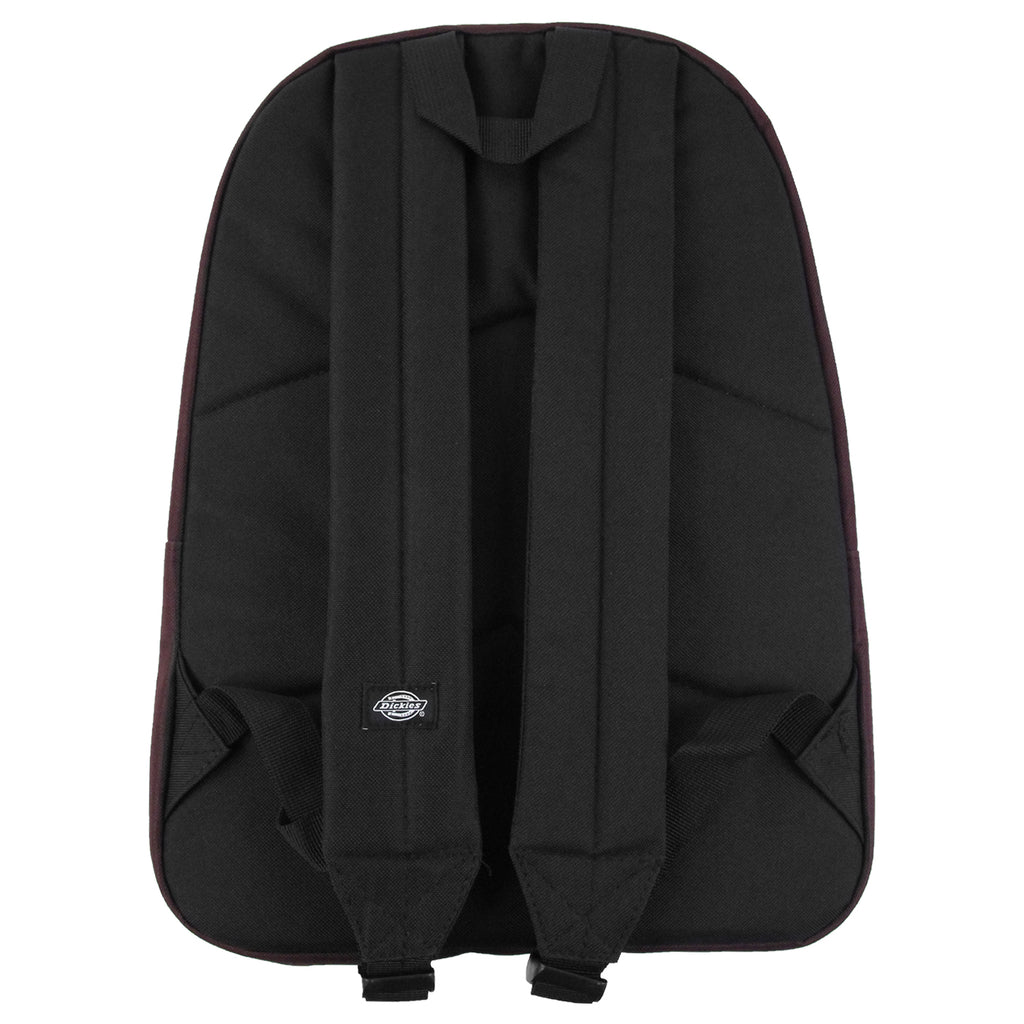 Dickies Indianapolis Backpack in Maroon - Back