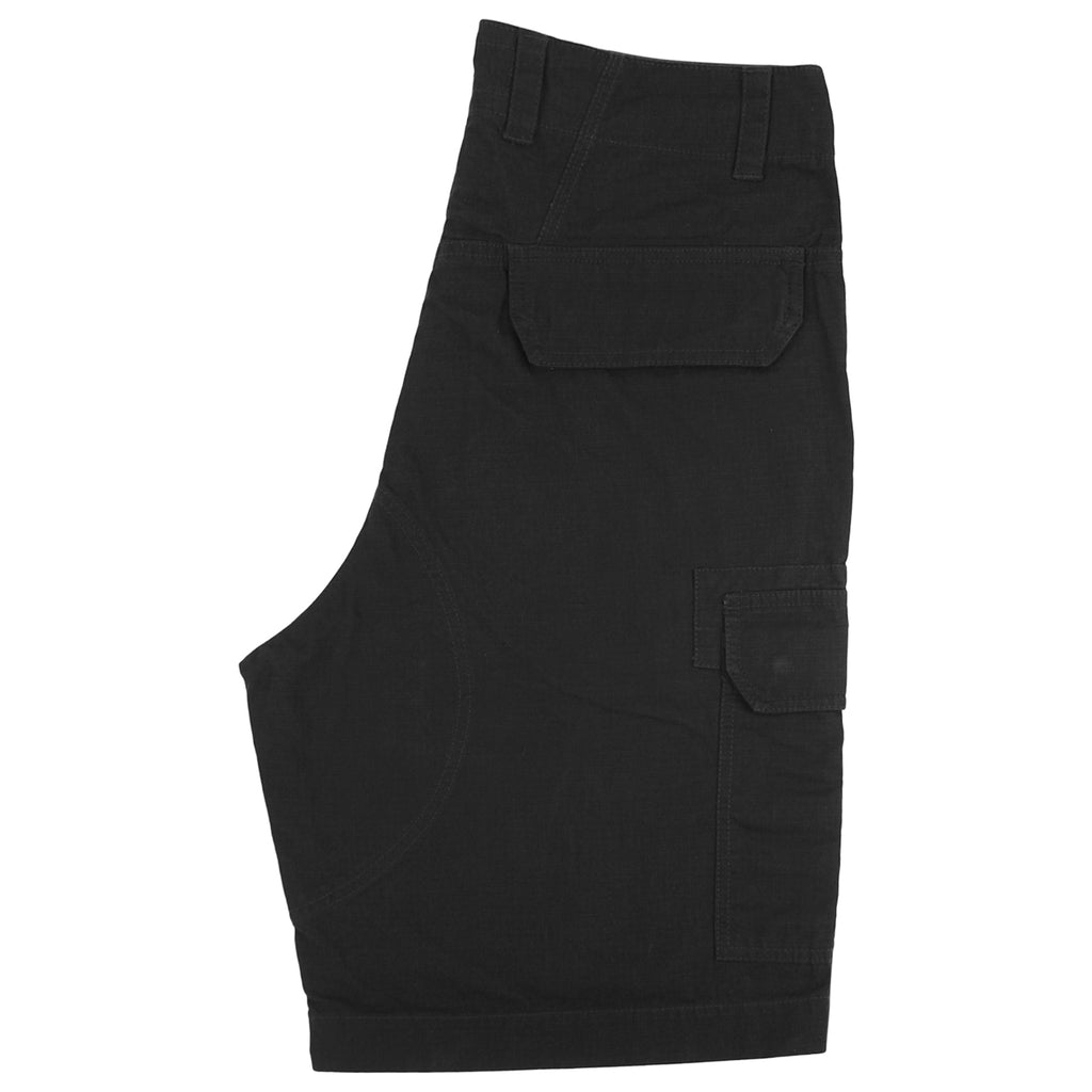 Dickies Whelen Springs Short in Black - Folded
