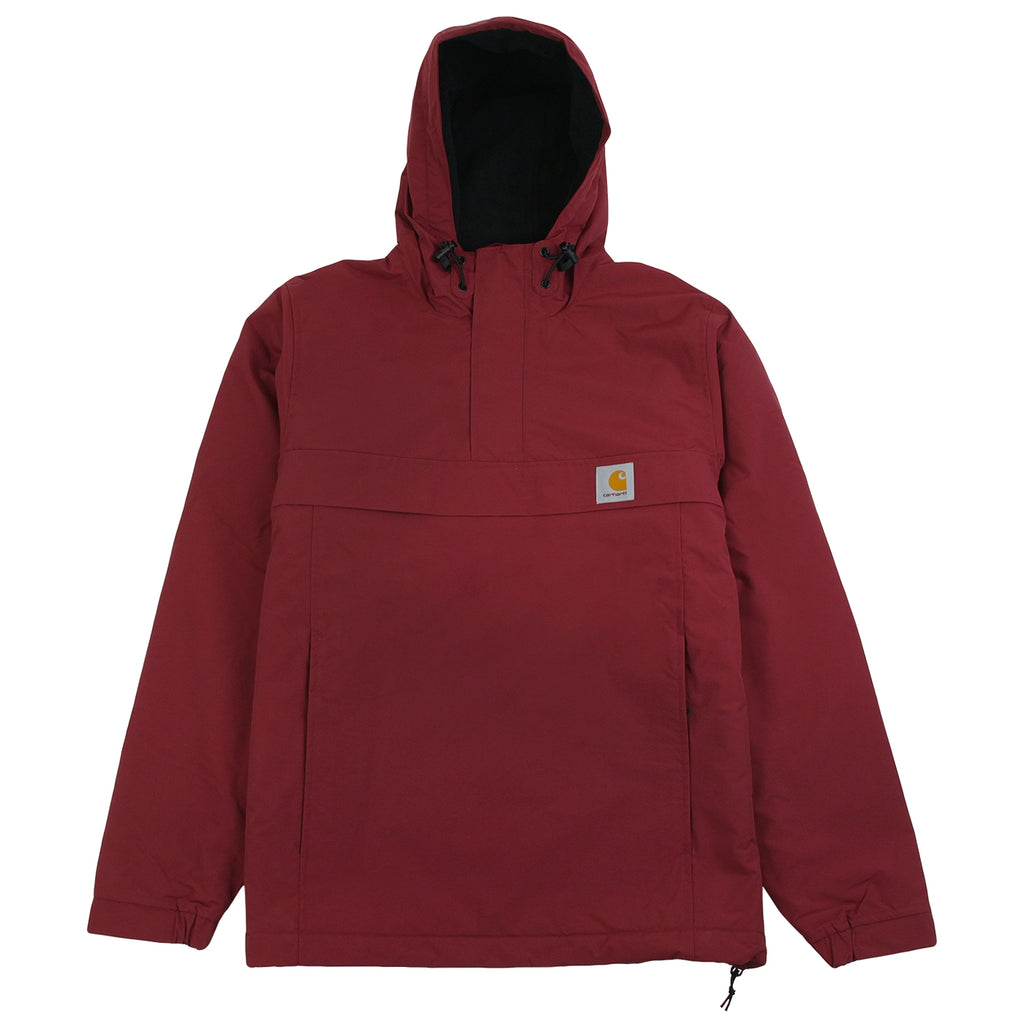 Carhartt Nimbus Pullover Jacket in Mulberry