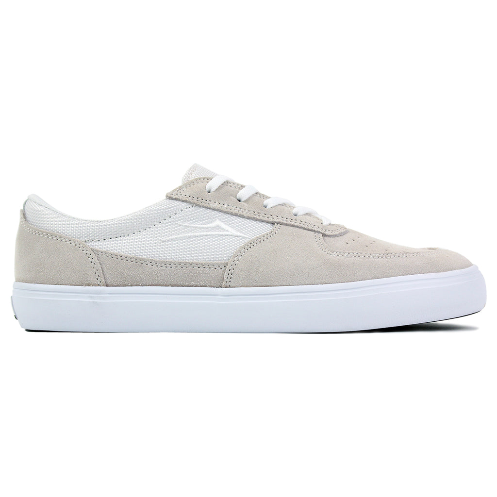 Lakai Parker Chalk Pack Shoes in White