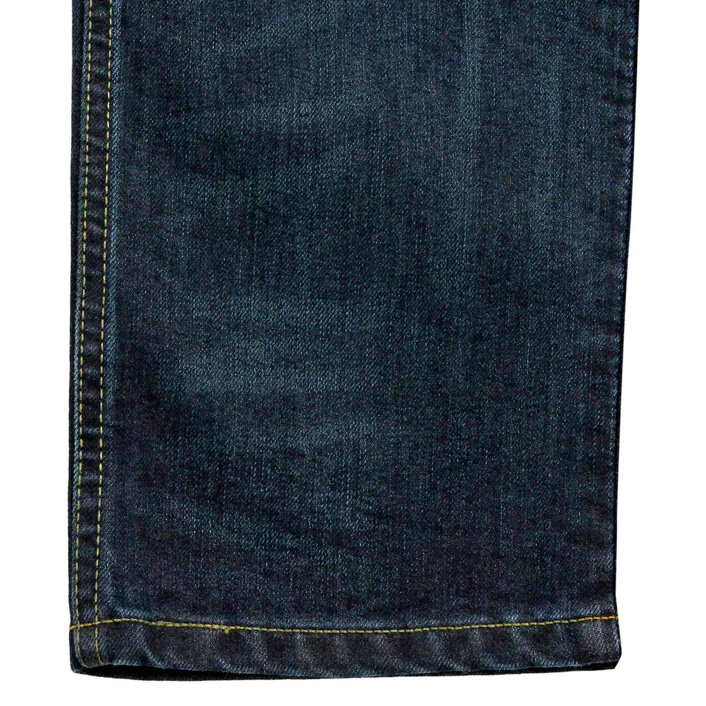 Levis Skateboarding 511 Slim Jeans in EMB - Pant cuff