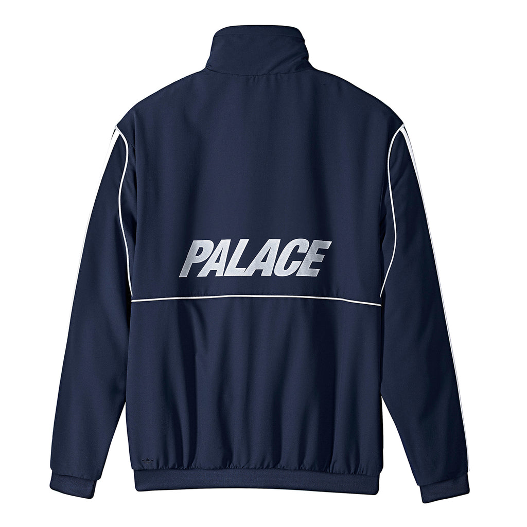 Palace x Adidas Track Top 2 in Night Indigo / Navy - Back