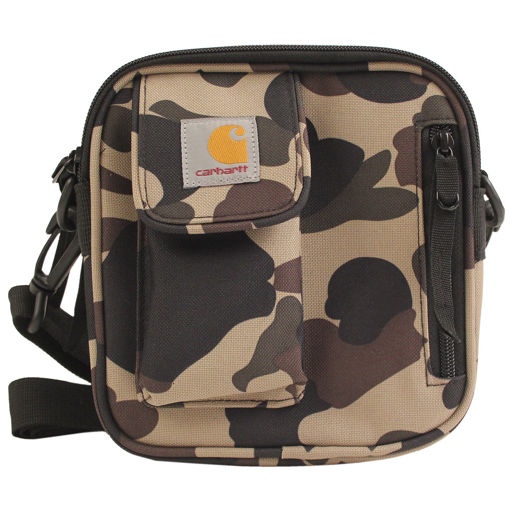 Carhartt WIP Essentials Bag in Camo Duck