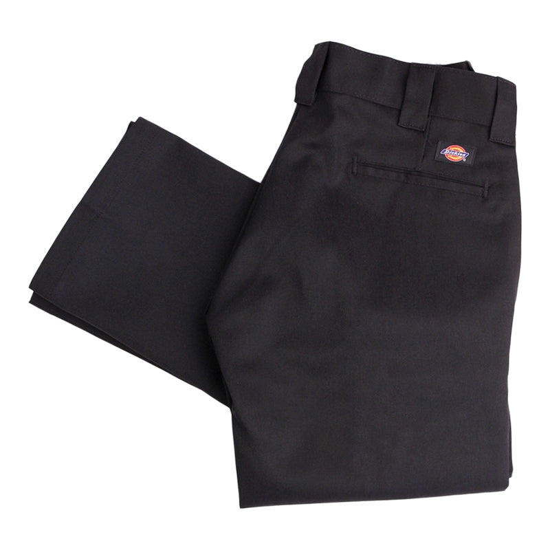 Dickies 873 Slim Straight Work Pant in Black