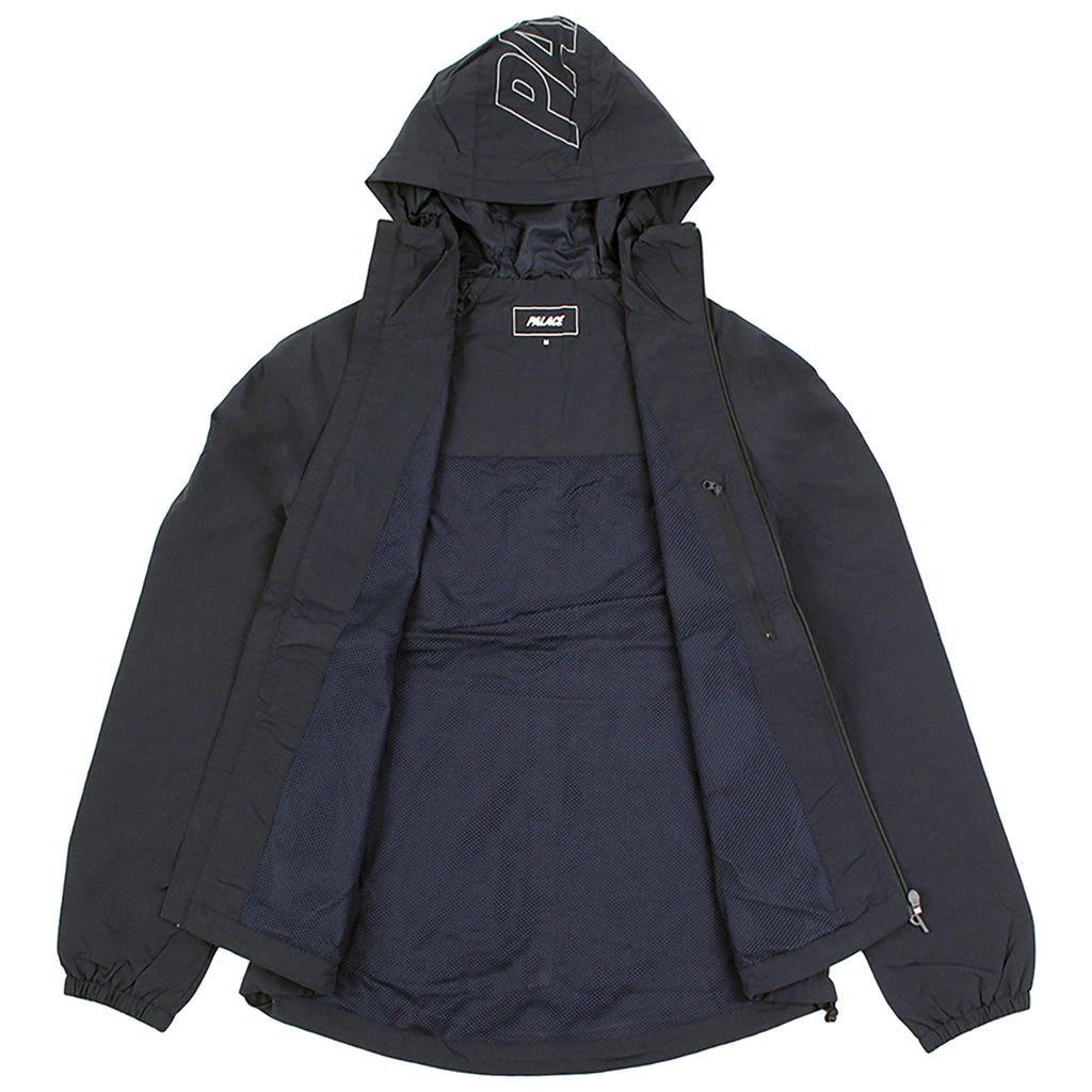 Palace Lighter Jacket in Blue Nights  - Open