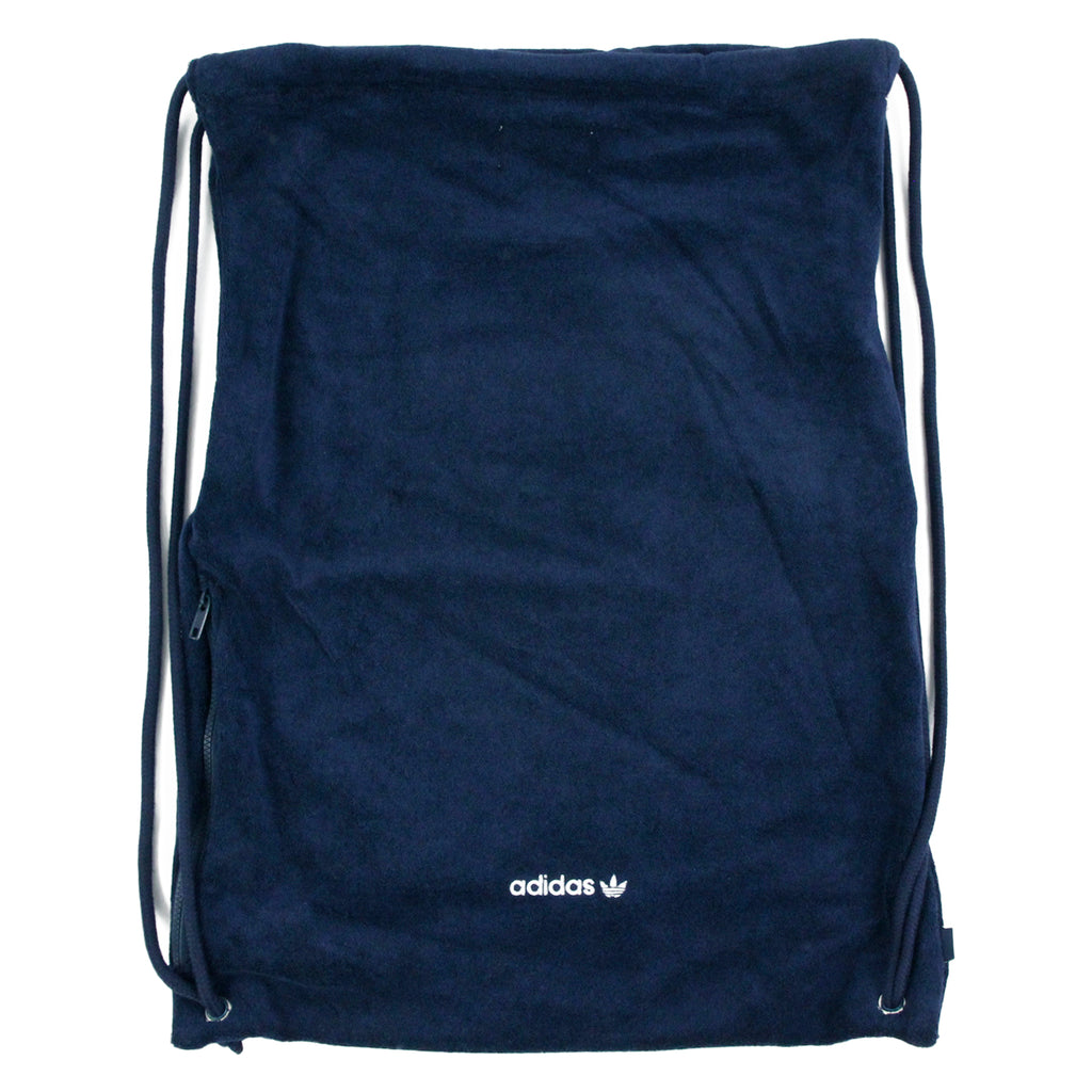Palace x Adidas Palace Gym Sack in Navy - Back