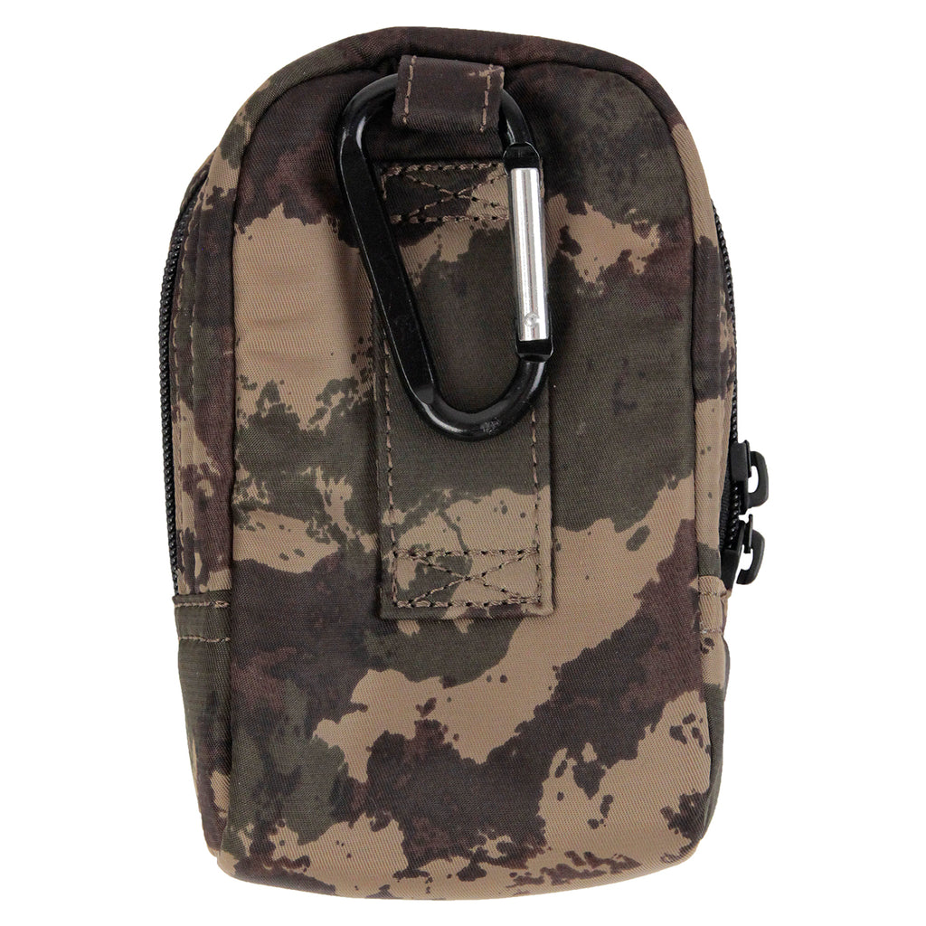 Carhartt Small Bag in Camo Painted Green - Back