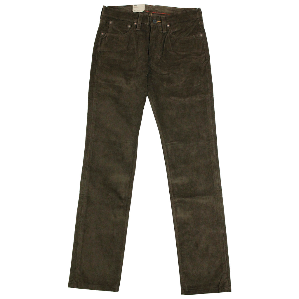 Levis Skateboarding 511 Slim Jeans in Fern Cord - Open