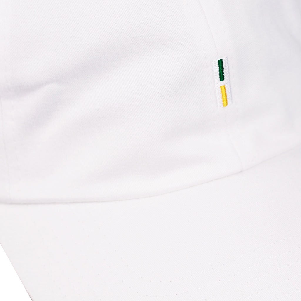 Helas H 6 Panel Cap in White - Detail