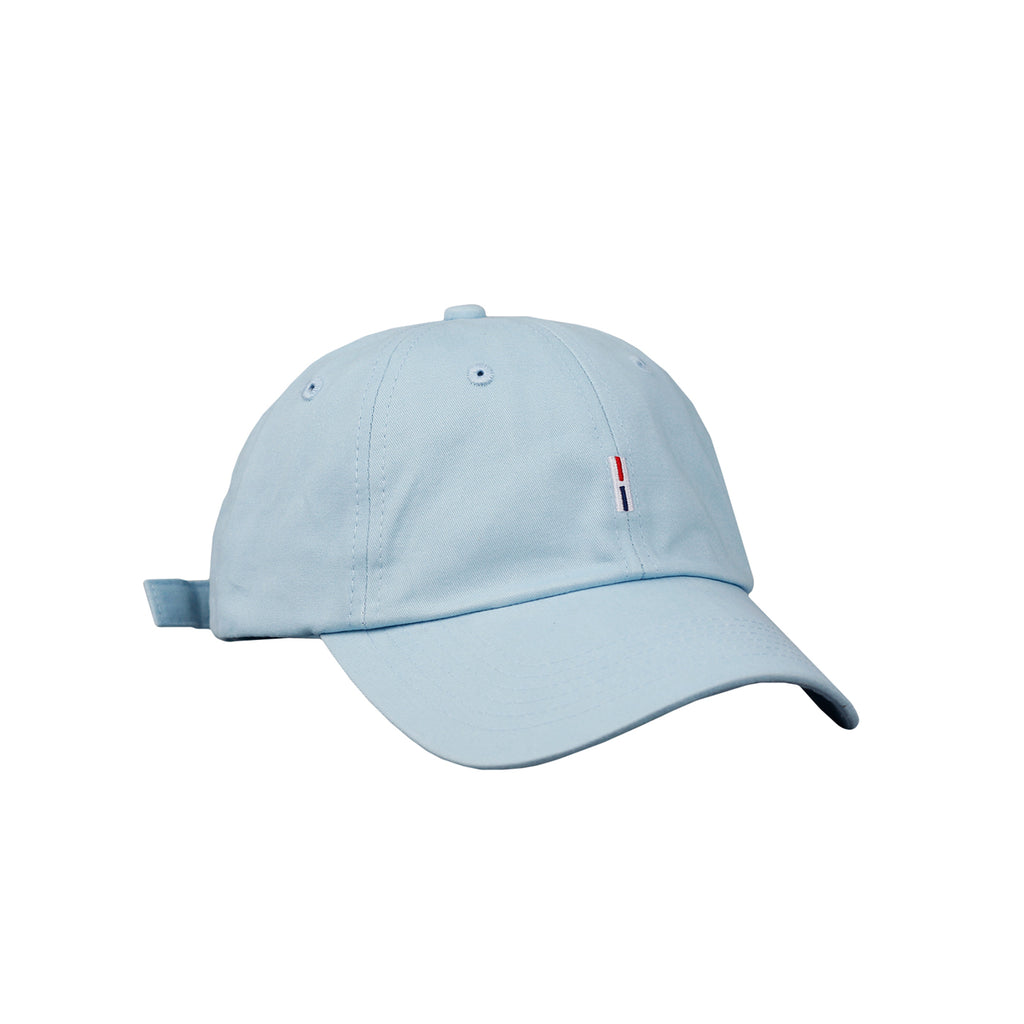 Helas H 6 Panel Cap in Pastel Blue