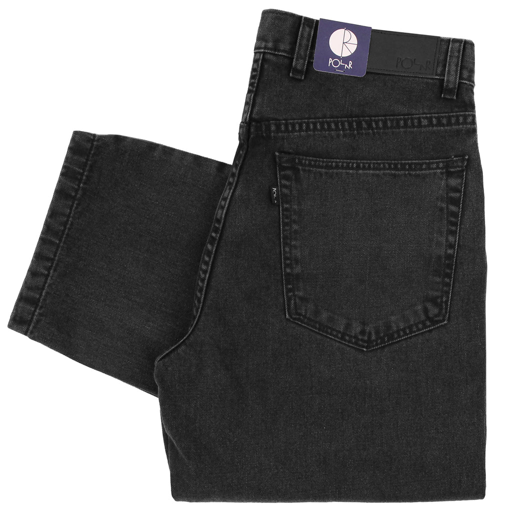 Polar Skate Co 90's Jeans in Black