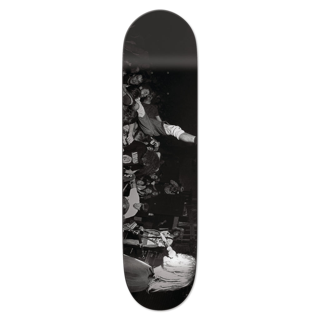 Girl Skateboards Photos By Spike Nirvana Deck in 8.5""