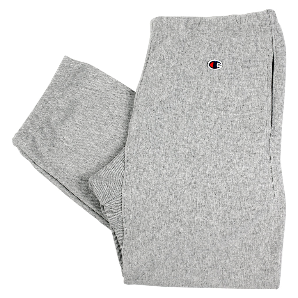 Champion Elastic Cuff Pant in Oxford Grey