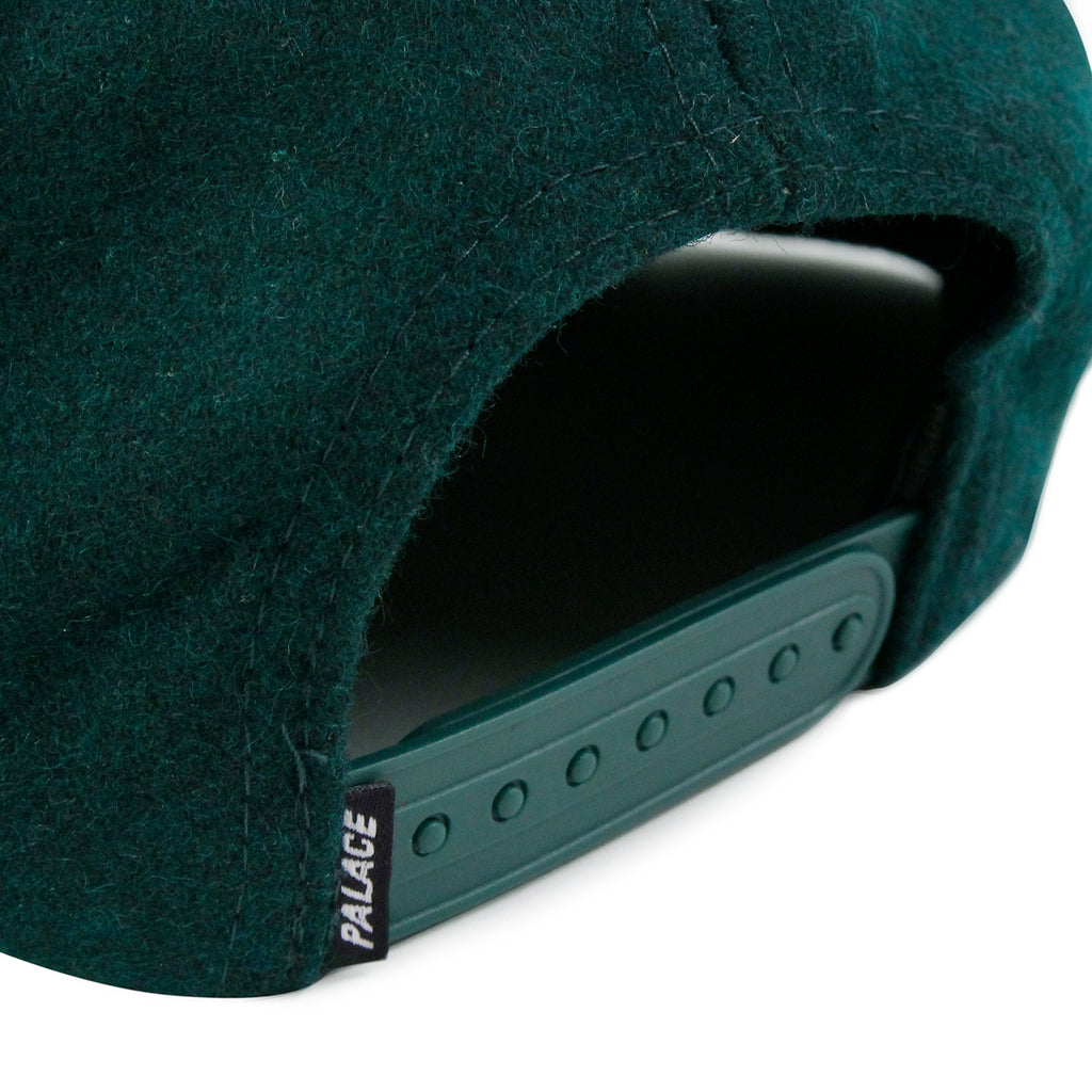 Palace Roadrunner Snapback in Dark Green - Snapback