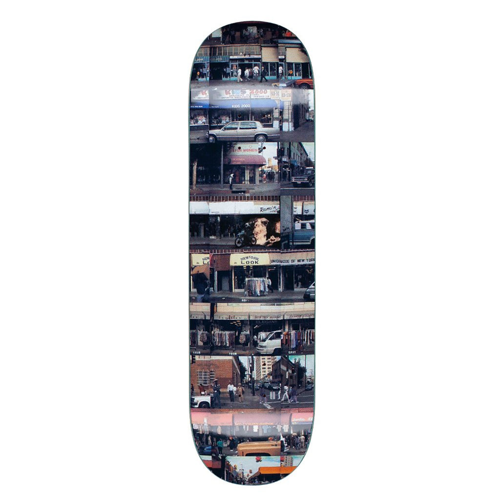 Hockey Skateboards Dirty Boulevard Andrew Allen Skateboard Deck in 8.38""