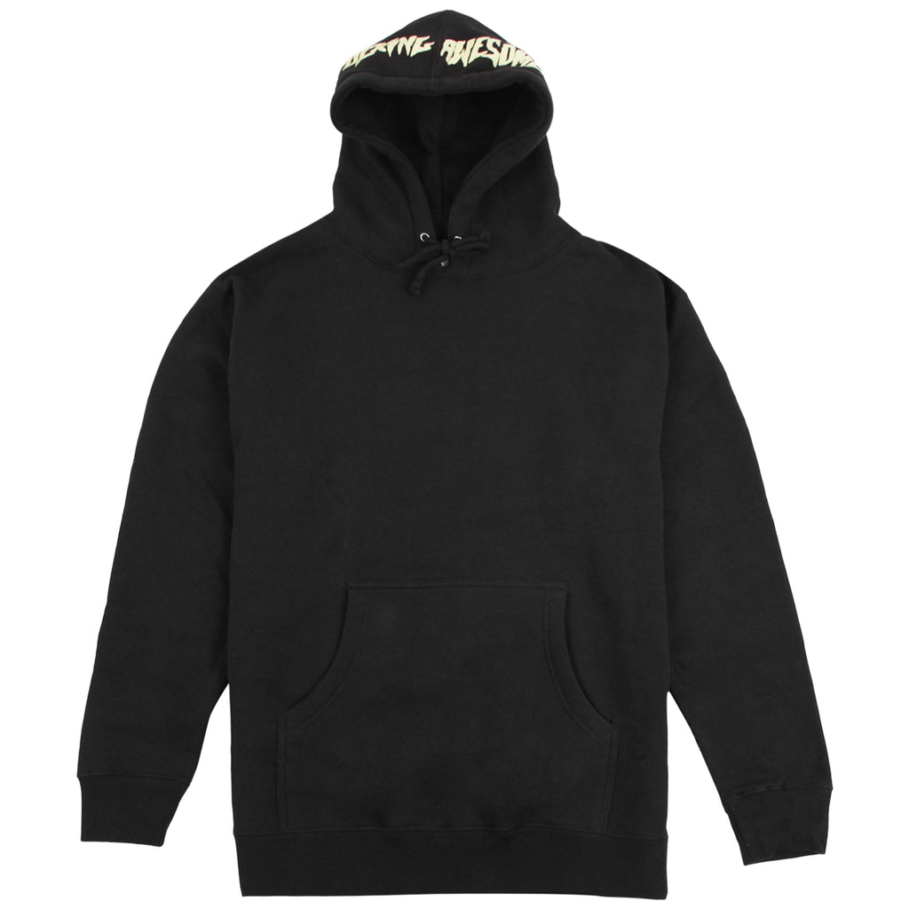 Fucking Awesome KB Collage Hoodie in Black