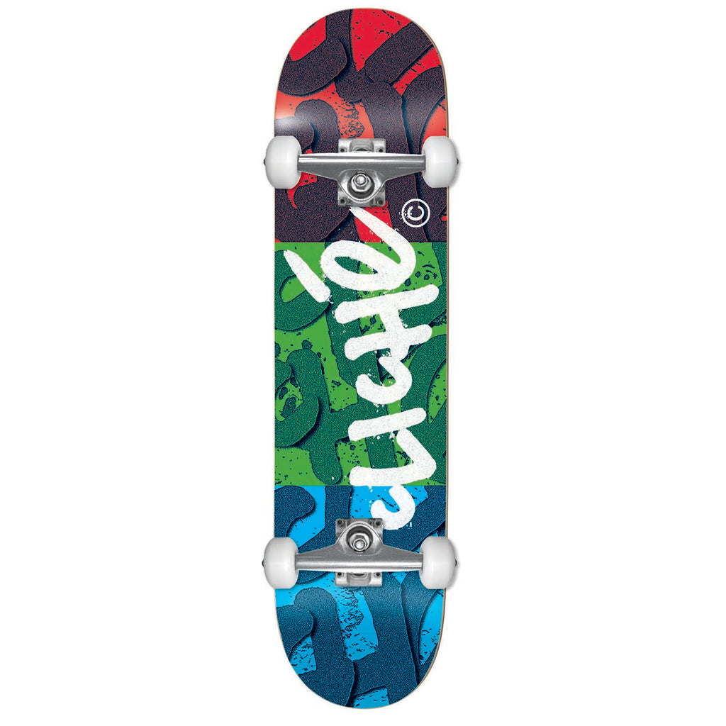 Cliche Skateboards RGB Complete Skateboard in 7.875""
