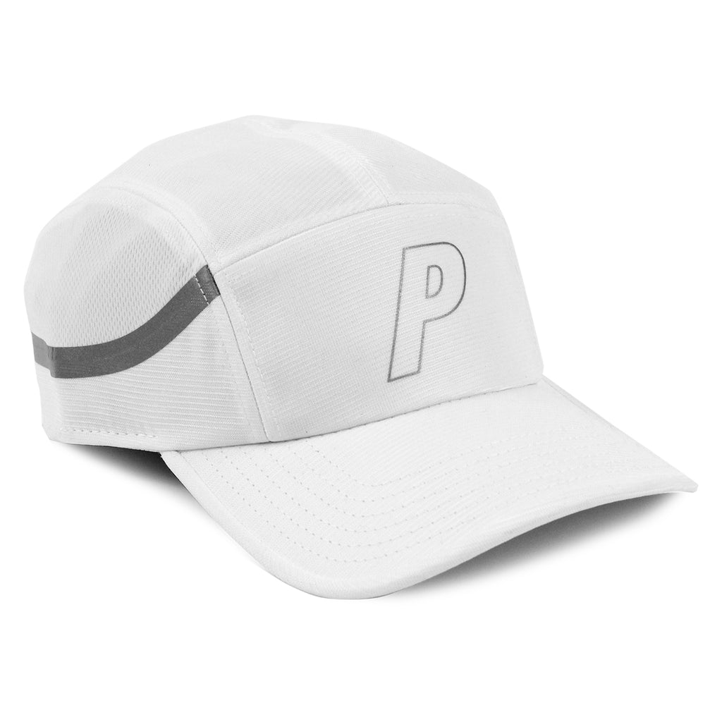 1fc5edcb0fd 7 Panel Sport Cap in White by Palace