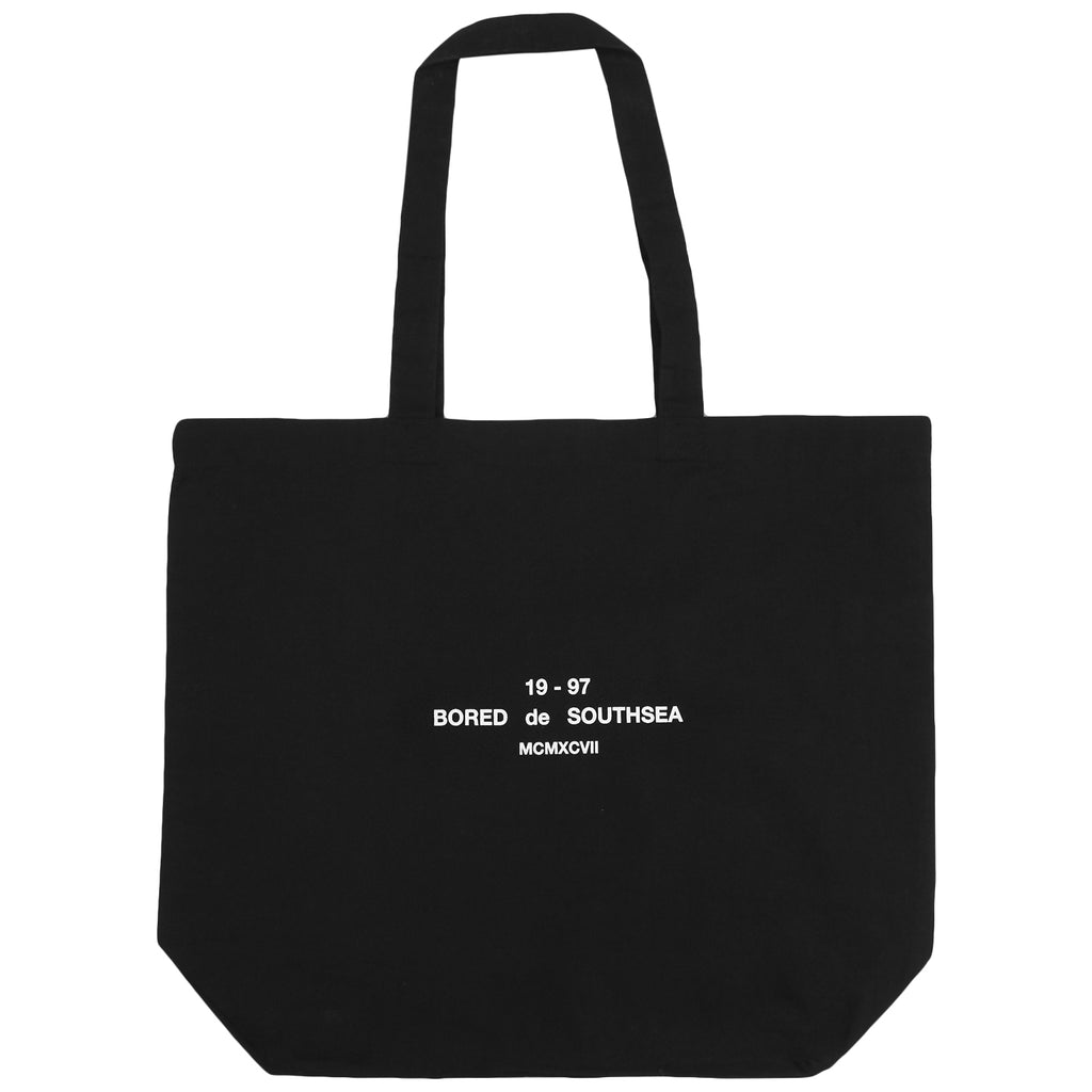 Bored of Southsea BDG Tote Bag in Black