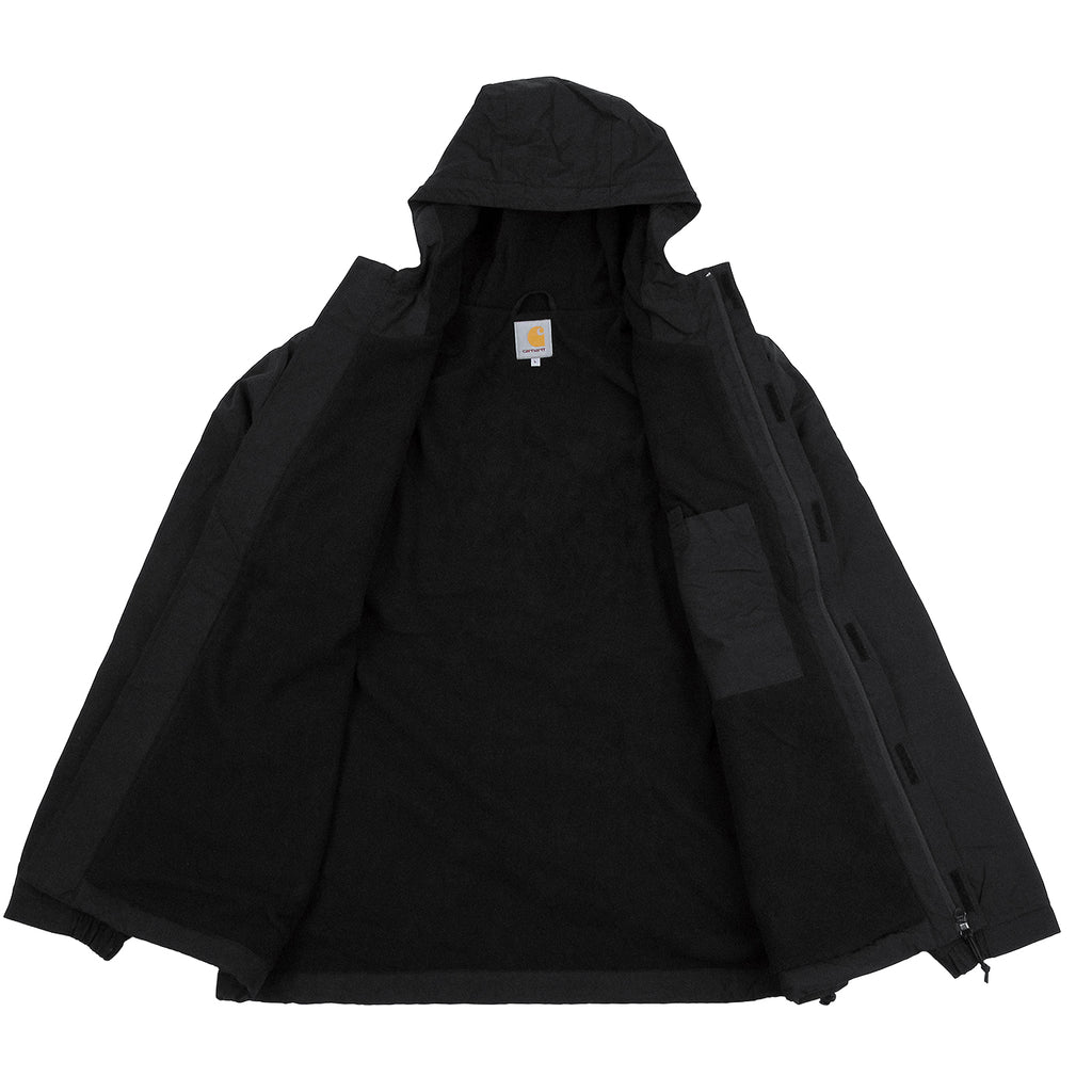 Carhartt Neil Jacket in Black - Open