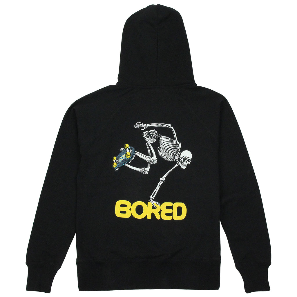 Bored of Southsea Bored Brigade Hoodie in Black
