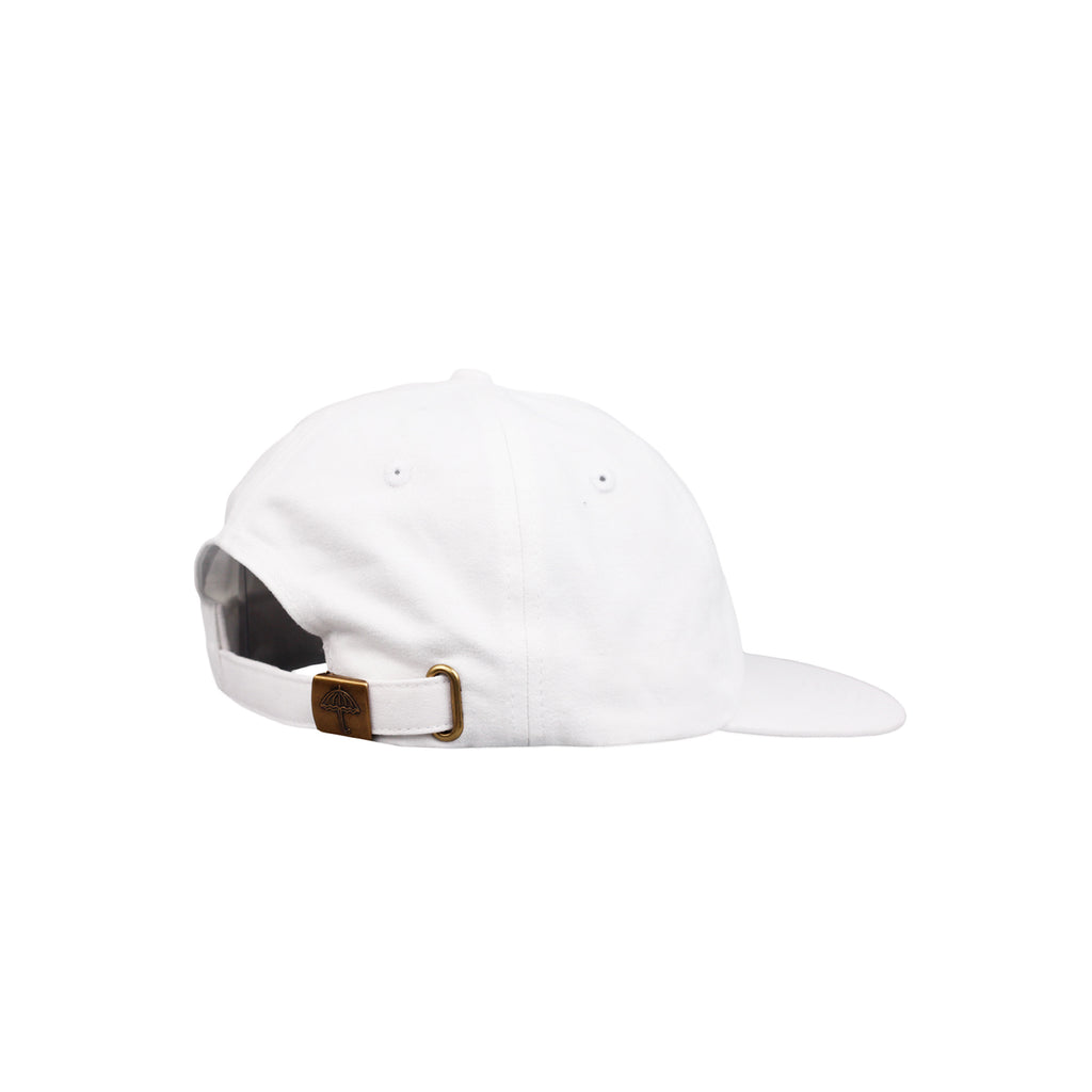 Helas Supersonics 6 Panel Cap in White - Side