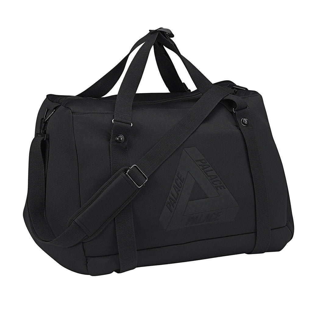 Palace x Adidas Teambag in Black