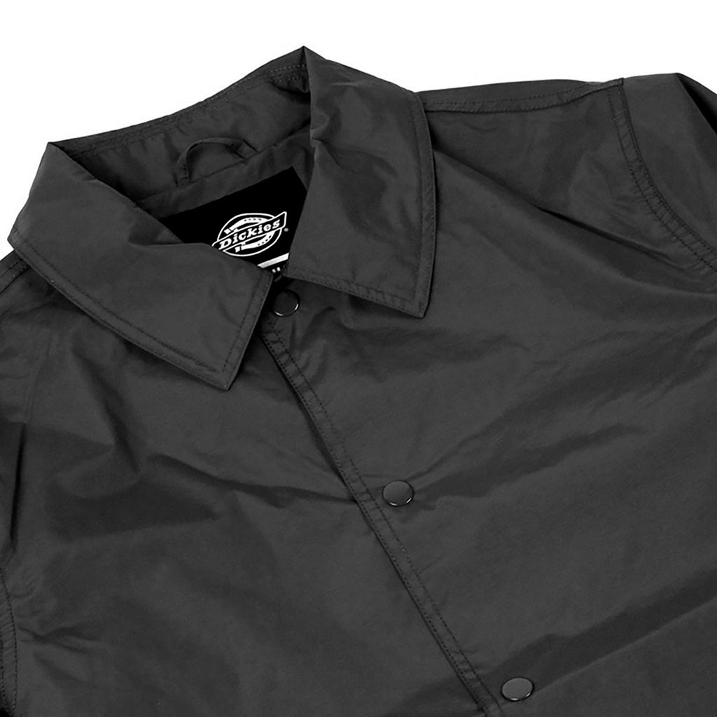 Dickies Torrance Jacket in Black - Detail