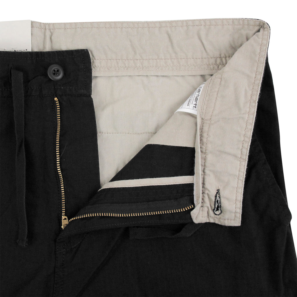 Carhartt Marshall Jogger in Black - Unzipped