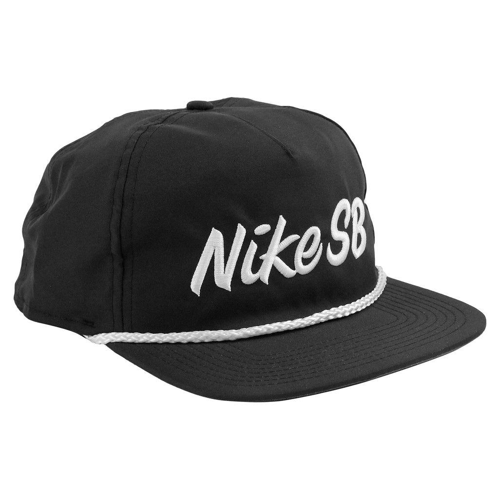 Nike SB Unstructured Dri-Fit Pro Cap in Black