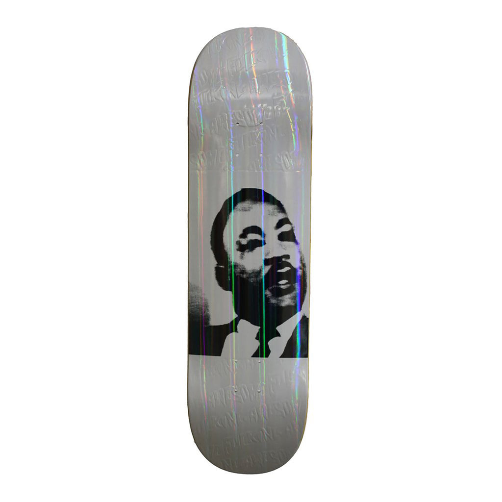 Fucking Awesome MLK Skateboard Deck in 8.5""