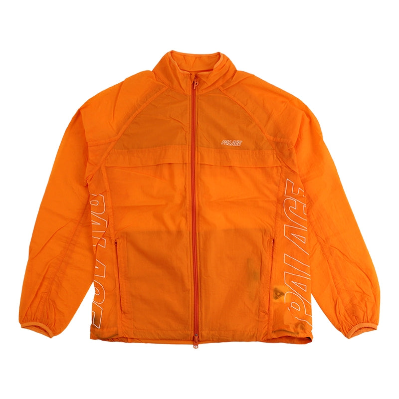 Palace Running Jacket in Orange