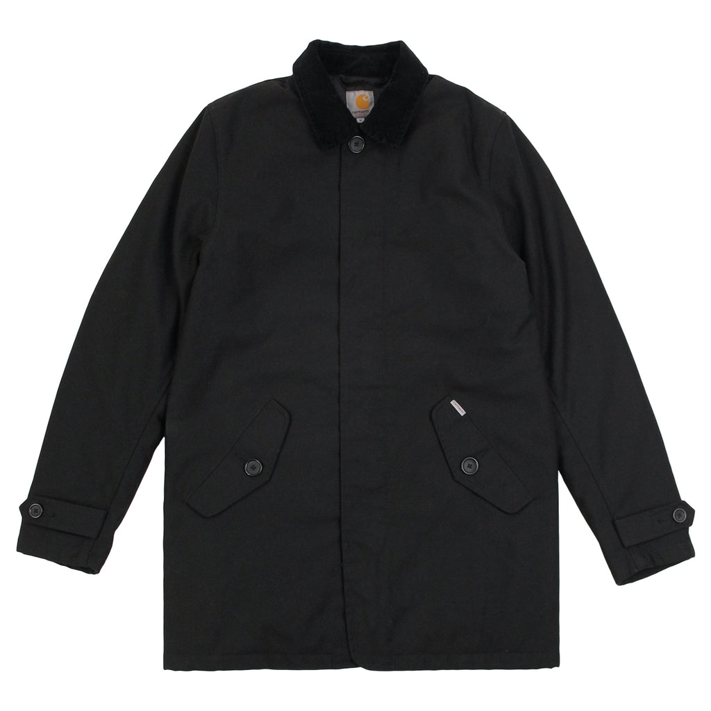 Carhartt Harris Trenchcoat in Black