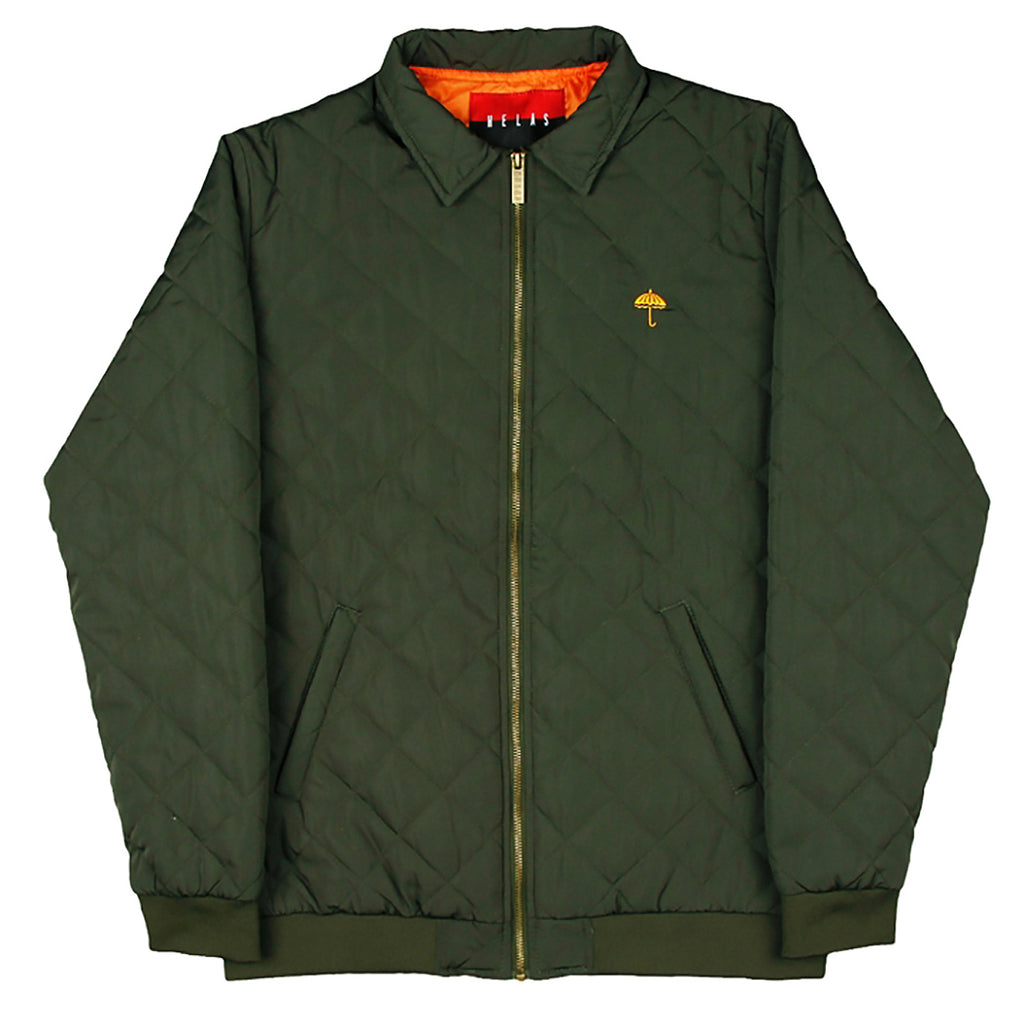 Helas Jockey Jacket in Green